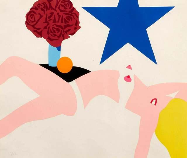 Tom Wesselmann, 'Great American nude', 1968, Kunzt Gallery