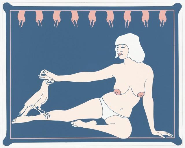 , 'Bird Lady,' 1965, The Cash Register Art Project
