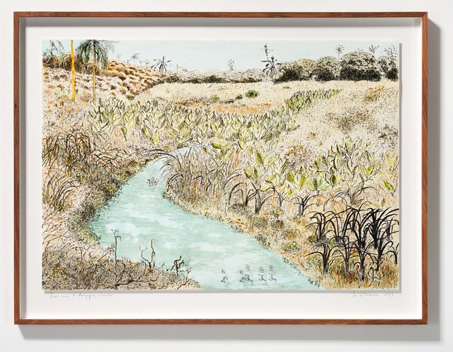 , 'Postcards from Africa: River Scene at Mangapani, Zanzibar v.2,' 2019, Goodman Gallery