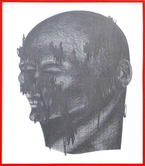 , 'Head,' 2016, Ruttkowski;68