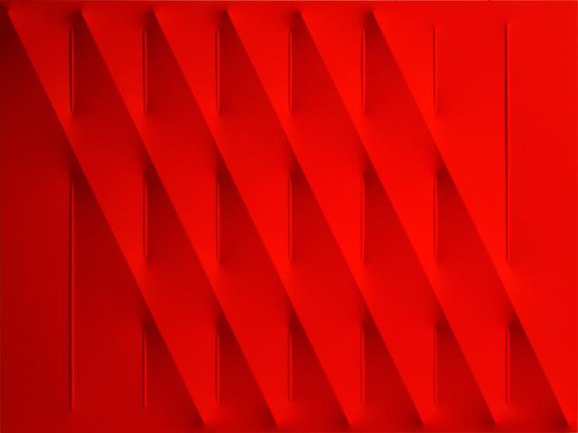, 'Rosso,' 2009, Partners & Mucciaccia