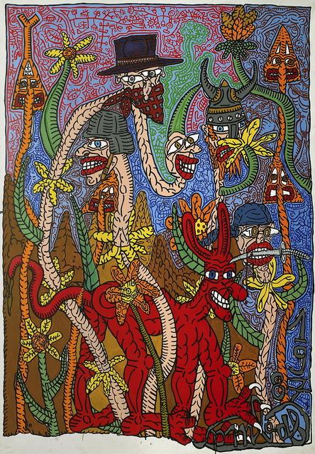 , 'untitled,' 1987, Galerie Laurent Strouk