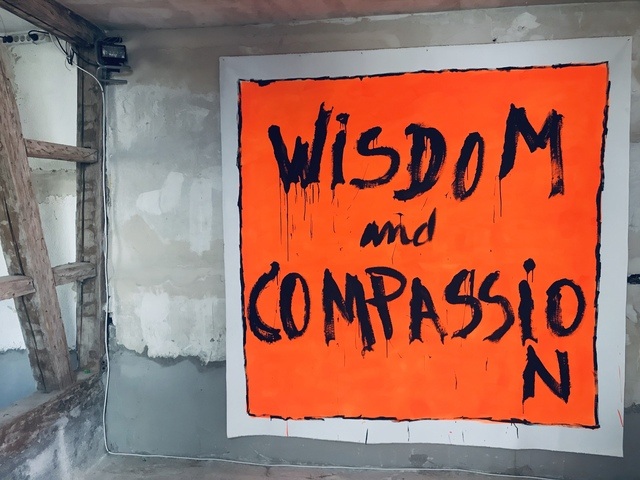 , 'WISDOM AND COMPASSION,' 2014-2016, Brigitte March International Contemporary Art