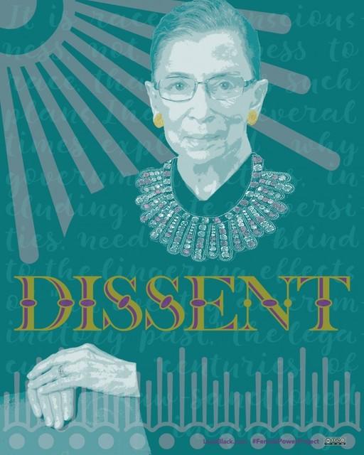 , 'DISSENT ,' 2017, Zenith Gallery