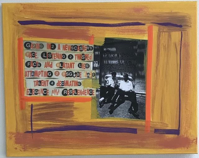, 'SAMO 4-U,' 2018, Winston Contemporary Art