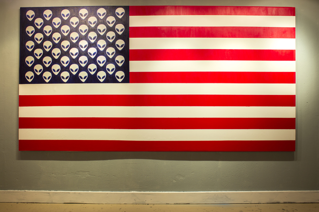 , 'Alien Nation,' 2014, Cardoza Fine Art