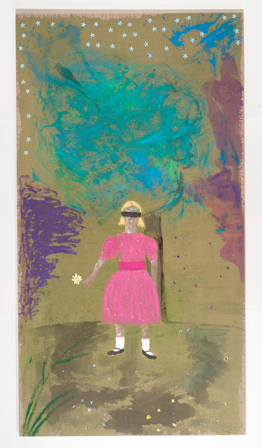 , 'Girl In A Blindfold,' 2016, Roslyn Oxley9 Gallery