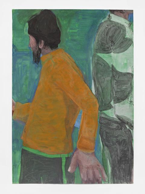 , 'Détouretour,' 2015, Buchmann Galerie