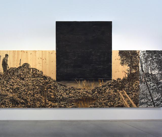 , 'Crossing,' 2017, Zemack Contemporary Art
