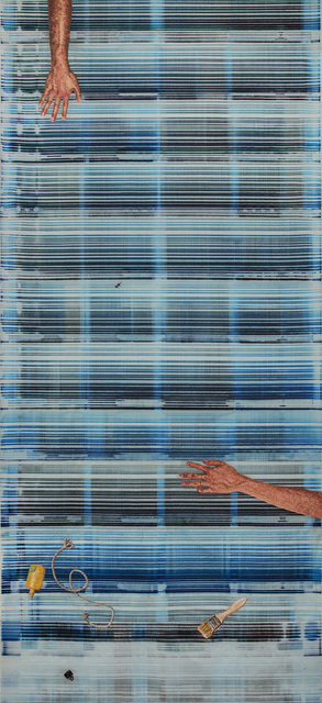 , 'Heidelberg Blanket C2 (Damiani Editore, Faenza, Italy),' 2018, Yossi Milo Gallery