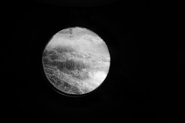 klavdij sluban, 'Jours heureux aux îles de la Désolation', 2012, Photography, Silver gelatin print, °CLAIRbyKahn Galerie