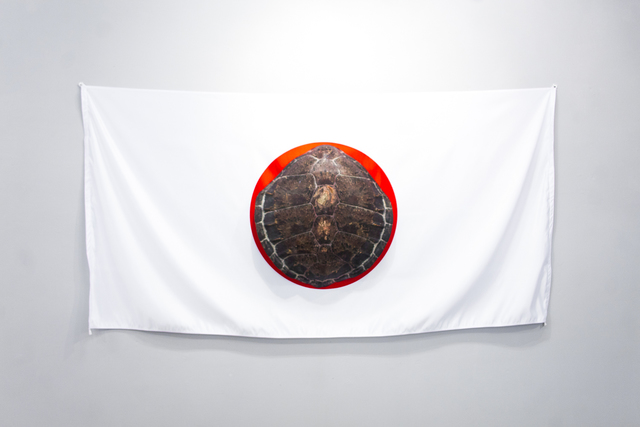 , 'Japan Flag ,' 2017, Galerie Iragui