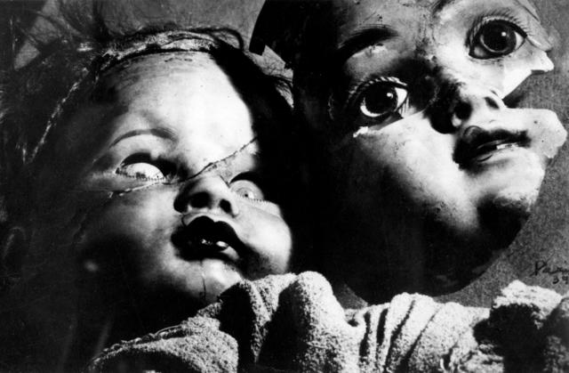Kati Horna, 'untitled, Dolls of Fear Series, Paris, France', 1939, Etherton Gallery