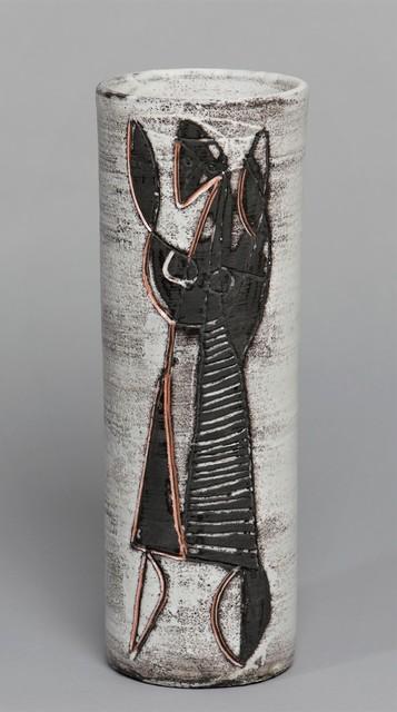 Jacques Pouchain (1925-2015), 'Vase Cubiste', ca. 1959, Lebreton