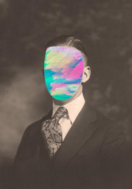 , 'Faces, Traces (man 5),' 2018, Isabel Croxatto Galería