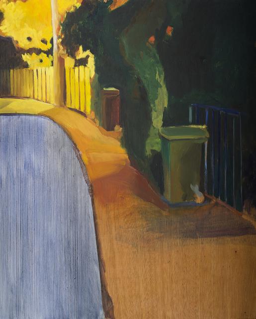 , 'Night,' 2014, Dvir Gallery
