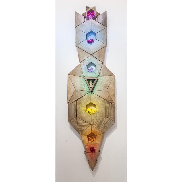 Benjamin Lowder, 'Geodesic Guardian', 2014, Open Mind Art Space