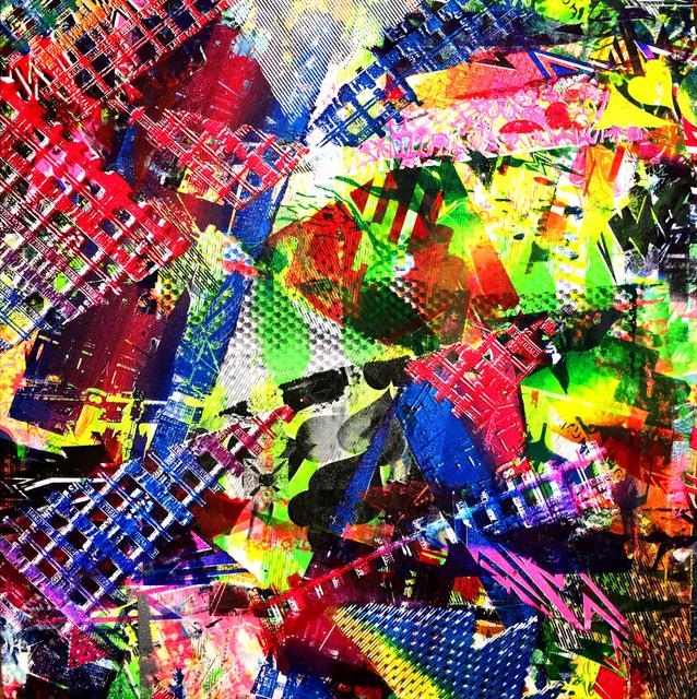 """, '""""JMZ"""",' ca. 2016, Parlor Gallery"""