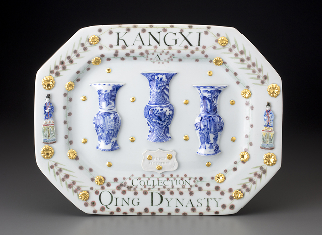 , 'Kangxi Period, Qing Dynasty/A Collection,' 2018, Ferrin Contemporary