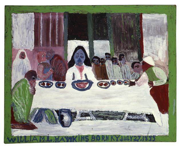 , 'Last Supper #4,' 1986, Ricco/Maresca Gallery