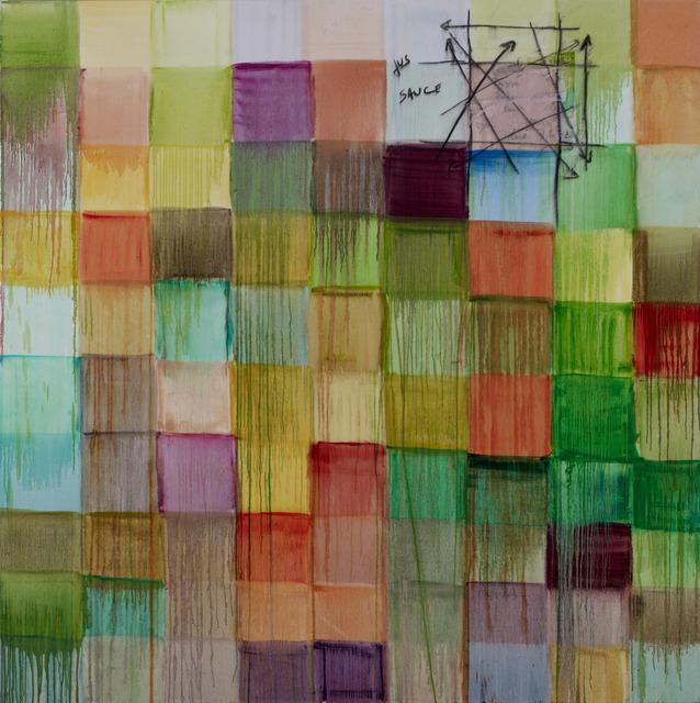 , 'Nuancier végétarien,' 2013, Galerie Nathalie Obadia