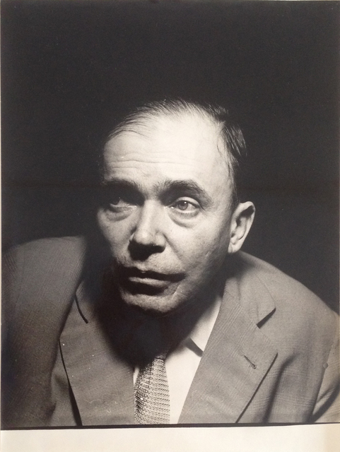 , 'Oskar Fritz Schuh (Theater Director),' 1959, Galerie Julian Sander