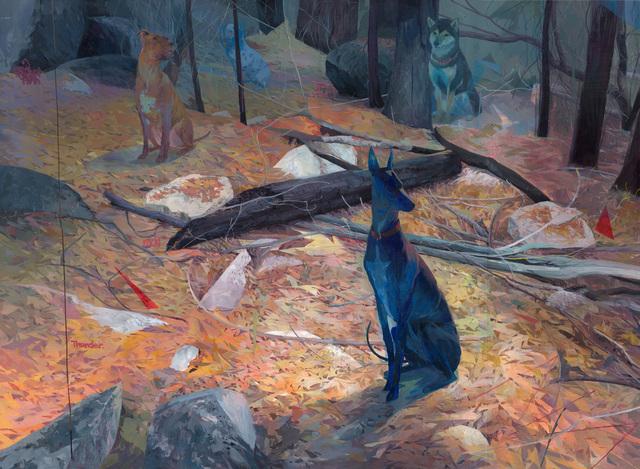 Andrew Hem, 'Kibas', 2014, KP Projects