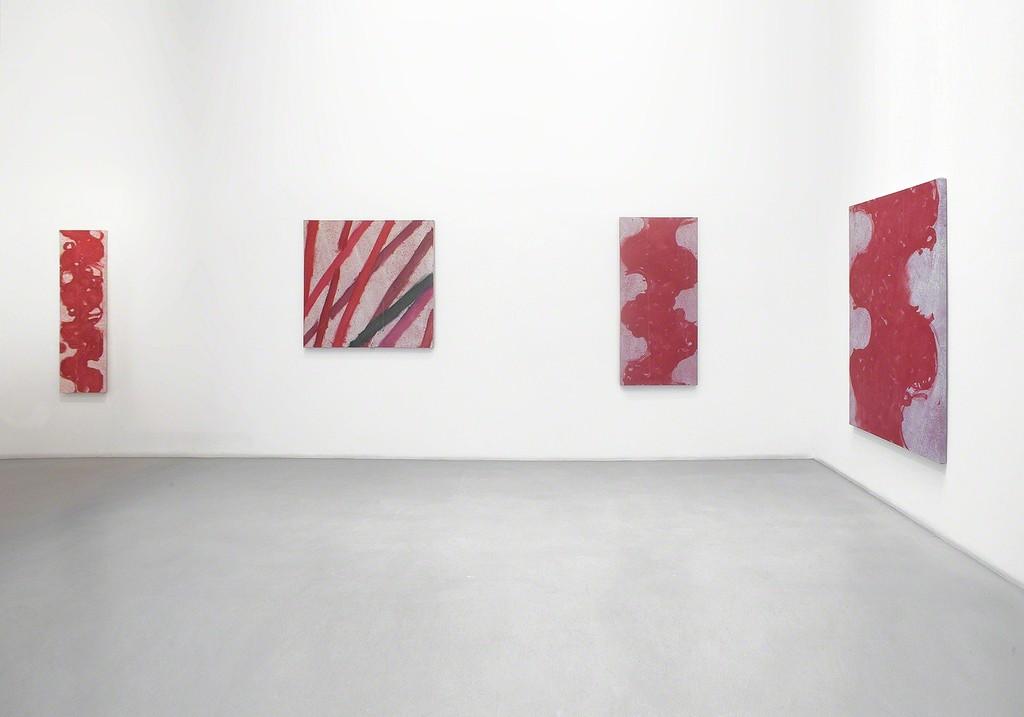 Jean François Maurige, exhibition view, Jean Fournier Gallery, Paris, May 2016 © Alberto Ricci
