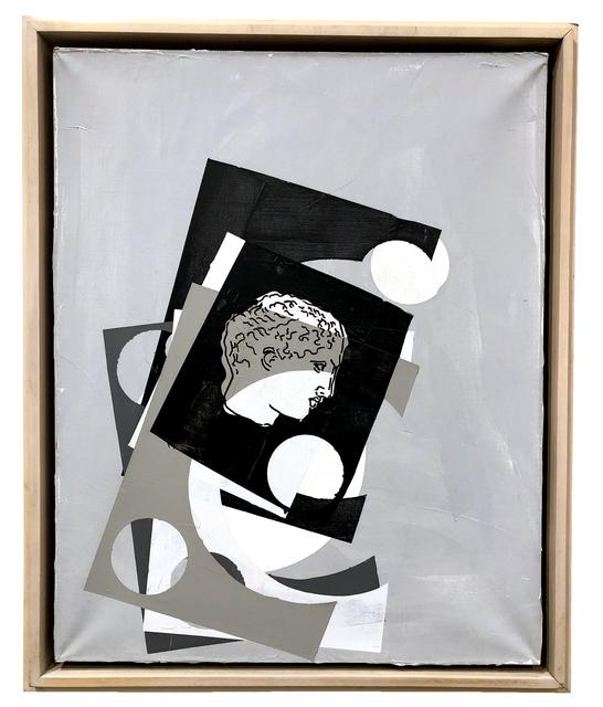 , 'Laborde Head I,' 1988, LatchKey Gallery
