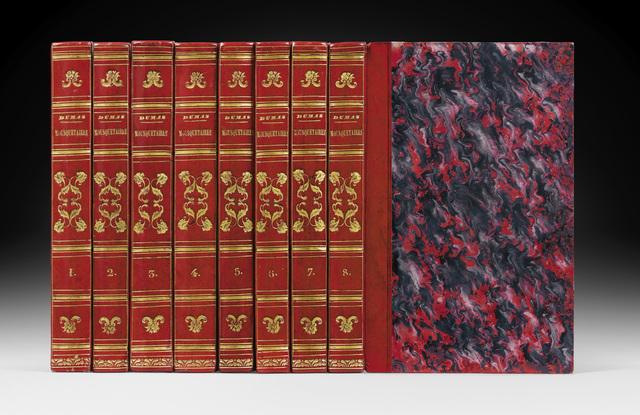 , 'Les Trois Mousquetaires,' 1844, Librairie Amélie Sourget