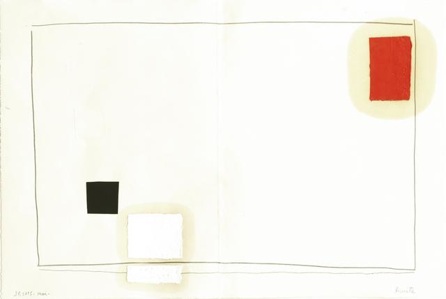 , 'Limite,' 2015, Galeria Raquel Arnaud