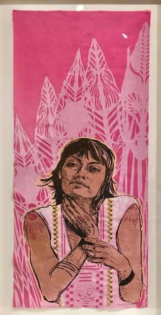 Swoon, 'Irina', 2012, Taglialatella Galleries