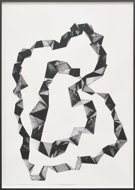 , 'Kette,' 2016, Galerie Lisa Kandlhofer