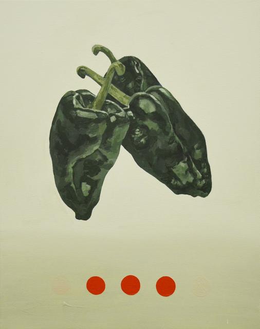 Sayak Mitra, 'The Hot Pasilla Peppers', 2018, Dab Art