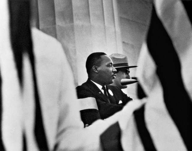 , 'Martin Luther King, Jr., Washington, D.C.,' 1963, Jenkins Johnson Gallery