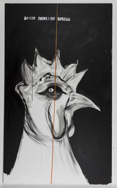 Binelde Hyrcan, 'Do You Think I Am Special?', 2016, MOVART