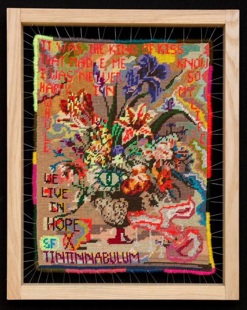 , 'Hornicopia,' 2014, October Gallery