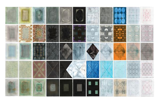 , 'Infinite Sampling,' 2010, De Buck Gallery