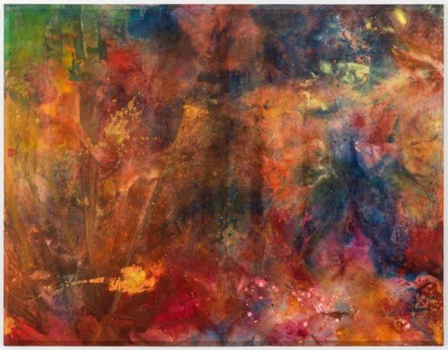 , 'Along,' 1969, Helen Frankenthaler Foundation