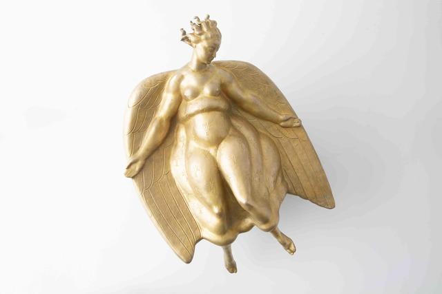 Carl Milles, 'Angel', Designed 1921, cast post, 1955, Hostler Burrows