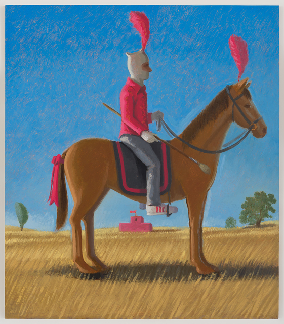 Vonn Sumner, 'Sock Hat Horseback', 2016, KP Projects