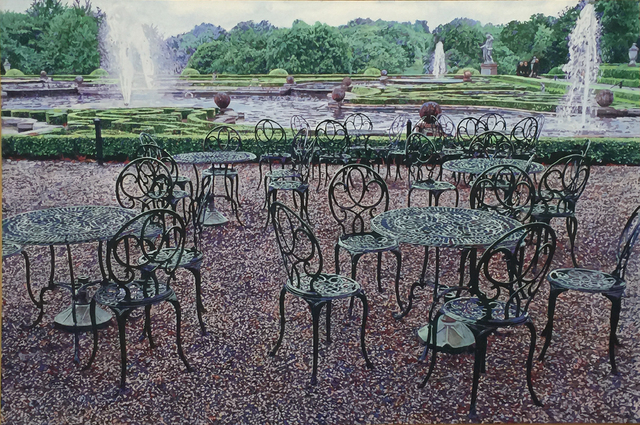 , 'Rain Tables,' , Winchester Galleries