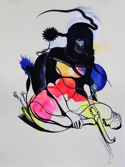 , 'Ritual,' 2017, Die Kunstagentin