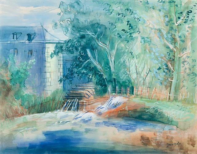 , 'Moulin de chantre à Preuilly sur Claise,' , Arts et Autographes
