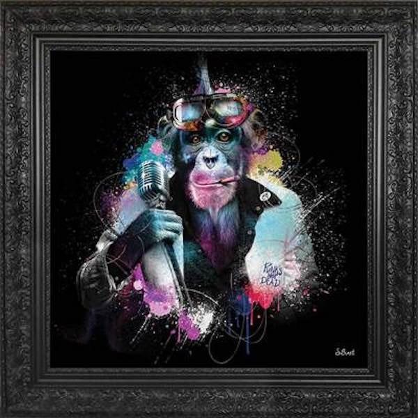 Sylvain Binet, 'Monkey Punk', 2019, Design by Jaler