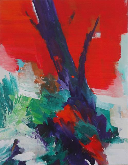 , 'Wegweiser III.,' , Galerie Karl Pfefferle