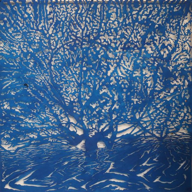 Andrew Tomkins, 'Blue Cut, Meadowbank', 2018, Art Atrium