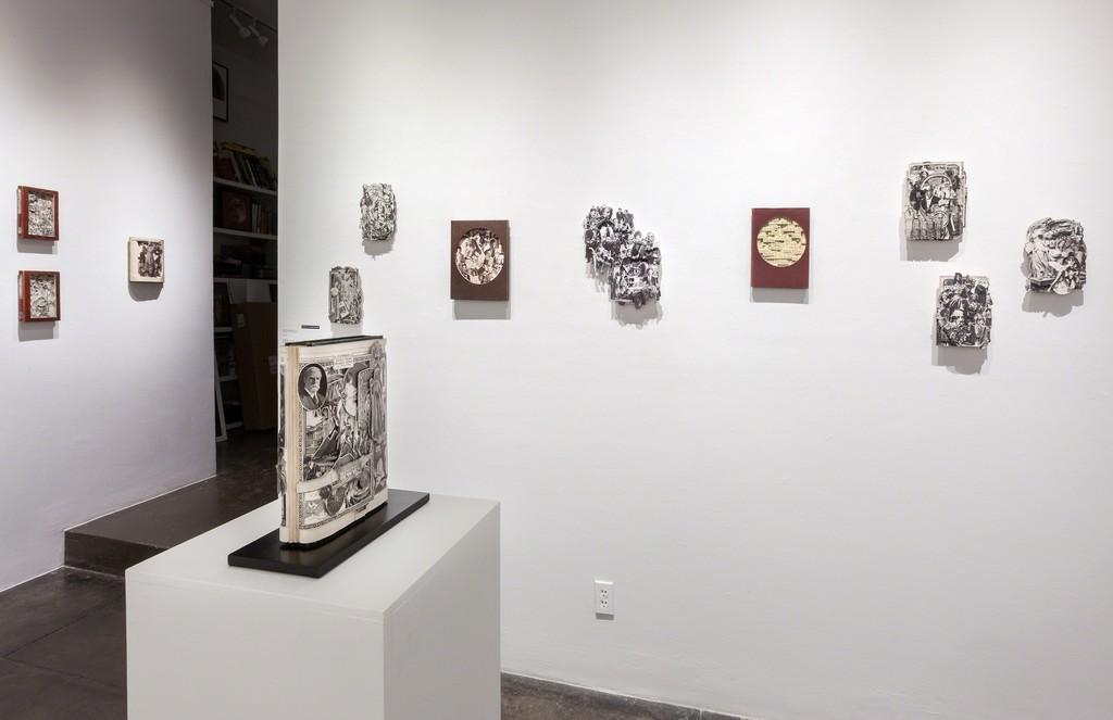 Tony Dagradi: Books Transposed   Jonathan Ferrara Gallery