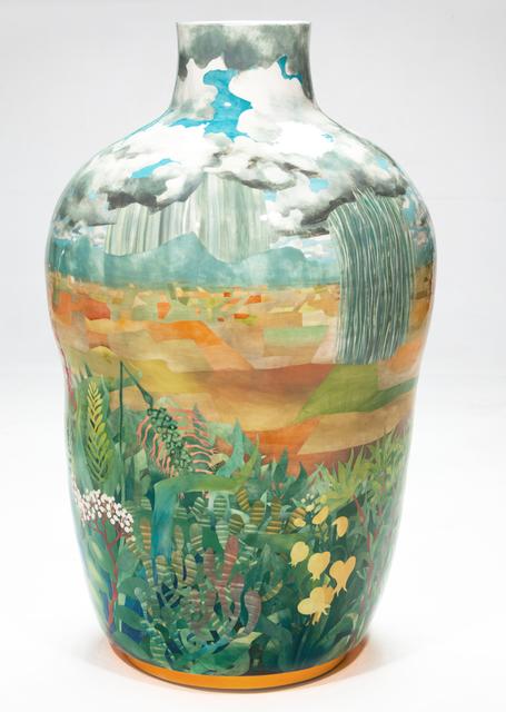 John Newdigate, 'The Importance Of Rain ', 2019-2020, Design/Decorative Art, Hand Painted, Glazed Porcelain, EBONY/CURATED