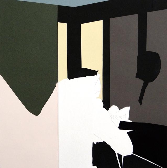 , 'Blindfold,' 2016, Rutger Brandt Gallery